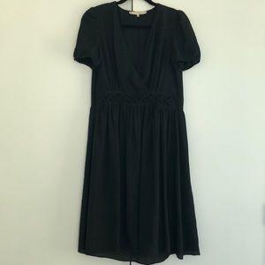 Brand New 3.1 Philip Lim black silk dress